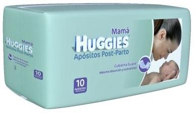 Apo Post Parto Huggies Mama 12x10 Ne