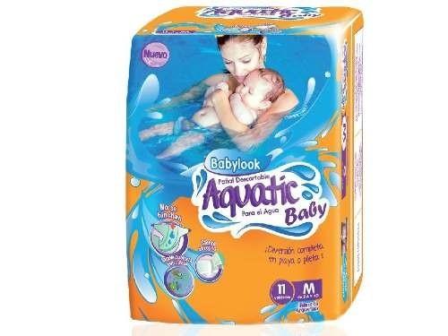 Babylook Aquatic Baby Med 12x11u