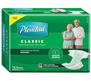 Pañ Adul Plenitud Classic Gde C/b 3x16