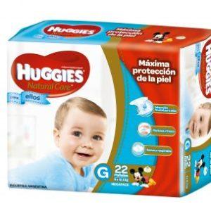 Pañ Hug Natcare Gde Mega 10x22 Ellos