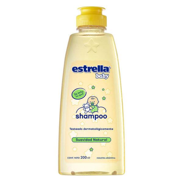 Shampoo Clasico Estrella Baby 200ml X 12