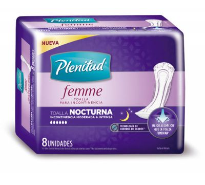 Toalla Plenitud Femme Nocturna S/a 6x8