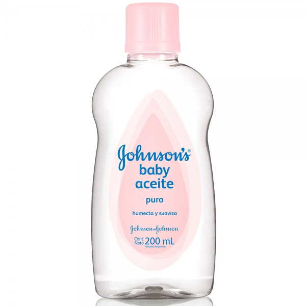J&j Aceite Puro 200x12 95979 - 68455