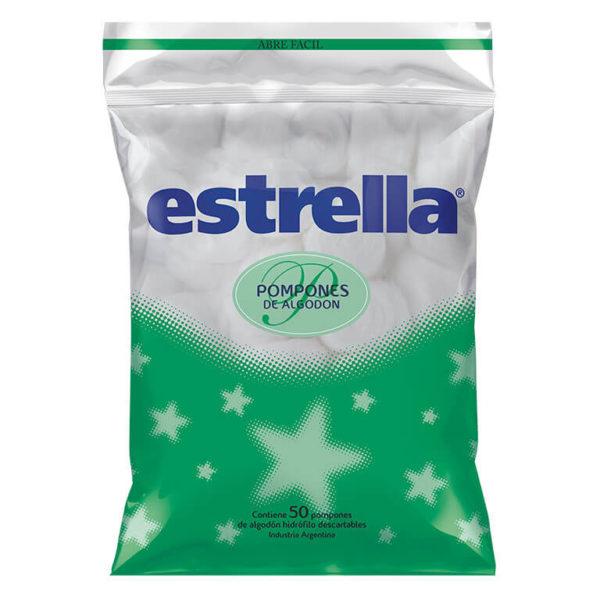 Estrella Pompones 50x12