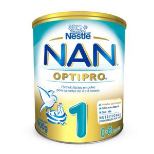 Nan 1 Optipro Formula Infantil 900 Grs.