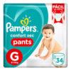80316023 Pampers Pants Cs Gde 34padsx3 N