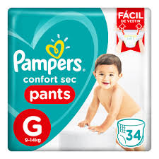 80316023 Pampers Pants Cs Gde 34padsx3 N