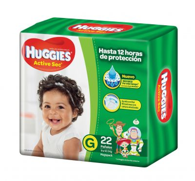 Pañ Hug Actsec G Mega 4x22