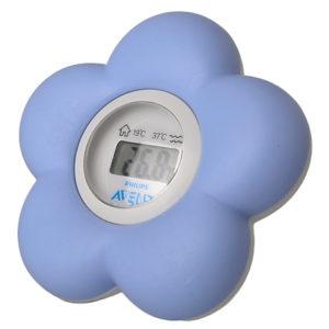 Sch 550/20 Termometro De Ambiente Y Baño (flor)