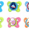 48526988778 Chupete De Colores Pequeño X1