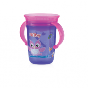 48526104109 Vaso 360 Wonder Con Asas 240ml X1