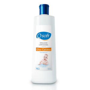 Q-soft Oleo Calcáreo X750ml Vit A