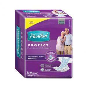 Pañal Plenitud Protect Med 10x8