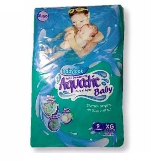 Babylook Aquatic Baby Xg 12x9 U