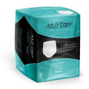 Adult Care Ropa Interior Mediano X8