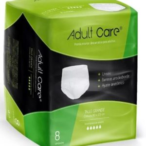 Adult Care Ropa Interior Grande X8
