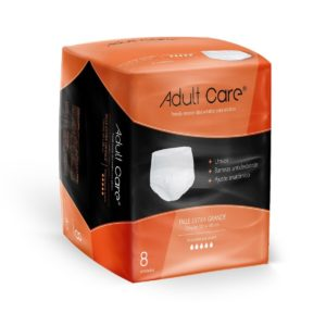 Adult Care Ropa Interior Extra Grande X8