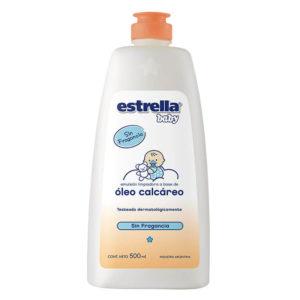 Oleo Calcareo Estrella Sin Fragancia 12x500ml
