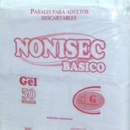 Nonisec Basico Gde C/gel 2 Paq. X 50 Unid.