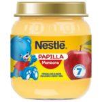 Nestle Papilla Manzana 24x113g