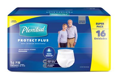 Ropa Interior Plenitud Protect Plus Mx16