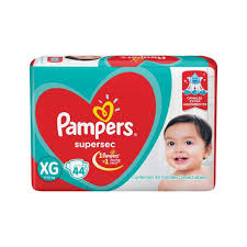 80316213 Pampers Supersec Xgd 44padsx04 N
