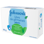 Johnson Jabon Libredegermenes 80 Grs 8