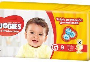 Pañal Huggies Triple Protec Gx9