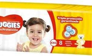 Pañal Huggies Triple Protec Xxgx8