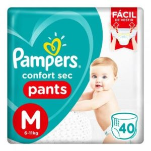80316022 Pampers Pants Cs Med 40padsx2 N