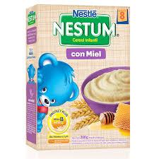 Nestum Bl Miel C/ Hierro 12x200g