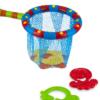 0048526061426 Juego De Red Y Figuras Para Pescar En La Bañadera X 1