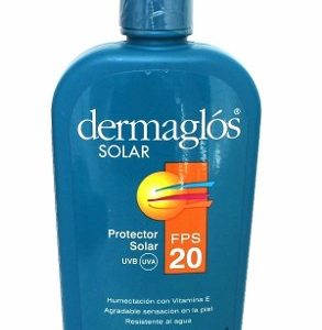 Dermaglós Solar F20 Em 250 Ml