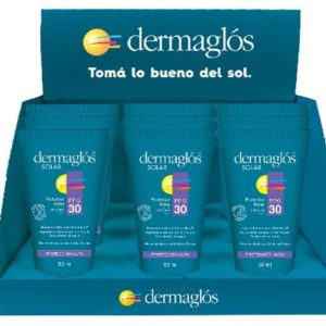 Dermaglós Solar Trade Pack F30