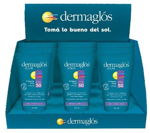Dermaglós Solar Trade Pack F50