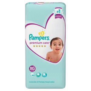 80316961 Pampers Premium Care Xgd 60padsx02 N