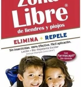 Zona Libre Kit Loción + Bio-repelente