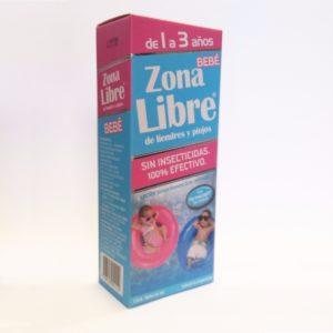 Zona Libre Bebé Piojos
