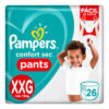 80316025 Pampers Pants Cs Xxgde 32padsx4 N