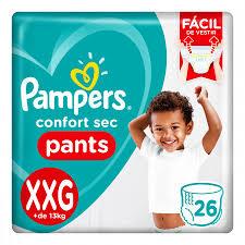 80316025 Pampers Pants Cs Xxgde 32padsx4 N