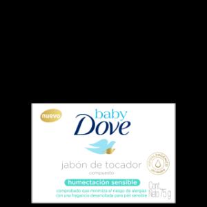 84160188 Dove Baby Jab H Sensible 48x75g Exp
