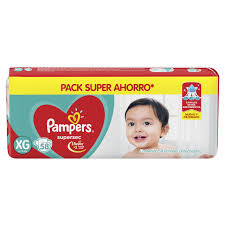 80335296 Pampers Supersec Xgd 58 X 3