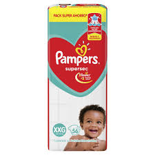 80335297 Pampers Supersec Xxgd 56 X 3
