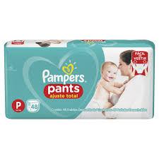 80329718 Pamp Pants Confort Sec Peq 48x02