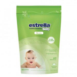 Toallas Húmedas Dp Aloe Vera Estrella Baby 30 X 50u