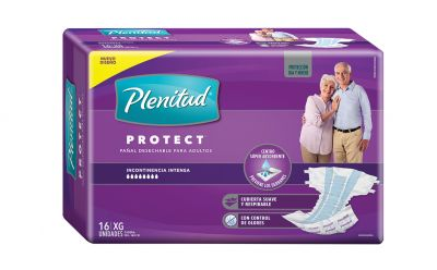 Pañal Para Adultos Plenitud Protect Xg 4x16
