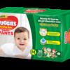 Pañal Huggies Active Sec Baby Pants M X36
