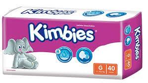 Pañal Kimbies L Ultrap 4x40 T1