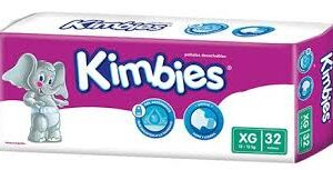 Pañal Kimbies Xl Ultrap 4x32 T1
