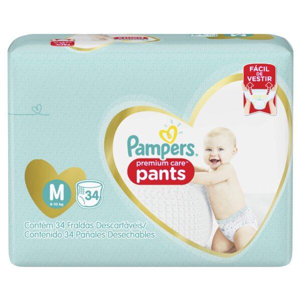 80329693 Pamp Pants Premium Care Med 34x04